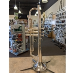 Used Yamaha YTR-734 Silver Plated Trumpet