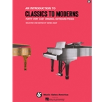 An Introduction to Classics to Moderns - MMTA 2021 = 2024  Pre-Primary/Primary Piano