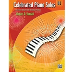 Celebrated Piano Solos Book 1