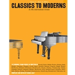 Classics to Moderns Volume 37 - Gold Cover MMTA 2021 Int A Piano