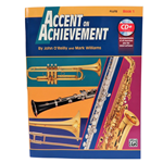 Accent on Achievement Book 1- Flute