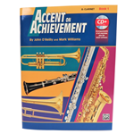 Accent on Achievement Book 1- Bb Clarinet