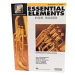 Essential Elements for Band Book 1 - Baritone - Euphonium - BC