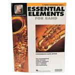 Essential Elements for Band Book 1 - Bb Tenor Sax