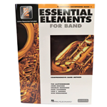 Essential Elements for Band Book 1 - Eb Bari Sax