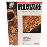 Essential Elements for Band Book 2 - Bb Tenor Sax