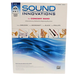 Sound Inovations for Concert Band Book 1 - Bb Clarinet