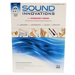 Sound Inovations for Concert Band Book 1 - Eb Alto Sax