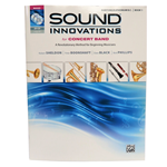 Sound Inovations for Concert Band Book 1 - Baritone BC