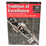 Tradition of Excellence Book 1 - Bb Clarinet