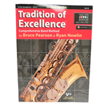 Tradition of Excellence Book 1 - Eb Alto Sax
