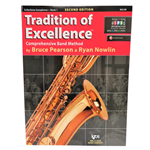 Tradition of Excellence Book 1 - Eb Bari Sax