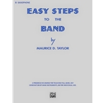 Easy Steps to the Band - Tenor Sax