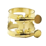 Ap&m Tenor Sax Ligature - Gold
