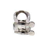 Ap&m Bb Clarinet Ligature - Nickel