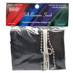 Hodge Bassoon Silk Swab - Black