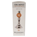 Blessing 3C Trumpet Mouthpiece