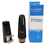Primo Bb Clarinet Mouthpiece w/ Cap and Ligature