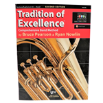 Tradition of Excellence Book 1 - Baritone/Euphonium BC