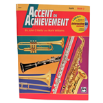 Accent on Achievement Book 2 - Flute