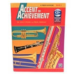 Accent on Achievement Book 2 - Bb Tenor Sax