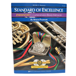Standard of Excellence Enhanced Book 2 - Bassoon
