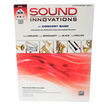 Sound Inovations for Concert Band Book 2 - Alto Sax