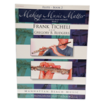 Making Music Matter Book 2 - Flute
