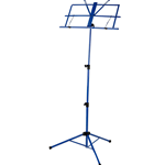 Strukture Folding Music Stand - Blueberry (Blue)