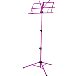 Strukture Folding Music Stand - Plum (Purple)