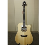 Used Washburn Acoustic Guitar WD105CE