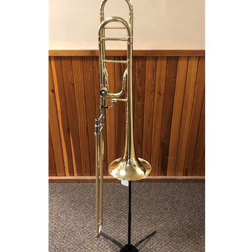 Used Getzen Capri F-Attachment Trombone